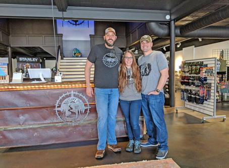Erwin Outdoor Supply opens downtown Erwin