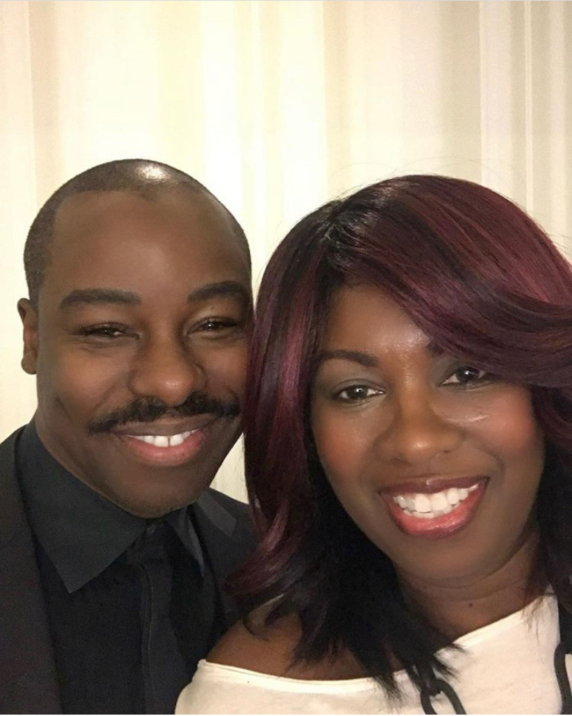Ted Gibson was Miki's first guest on Beauty SuperStars Talk