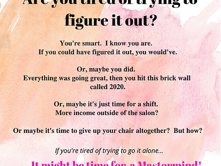 Trying to do it all made me exhausted!  Can you relate?
