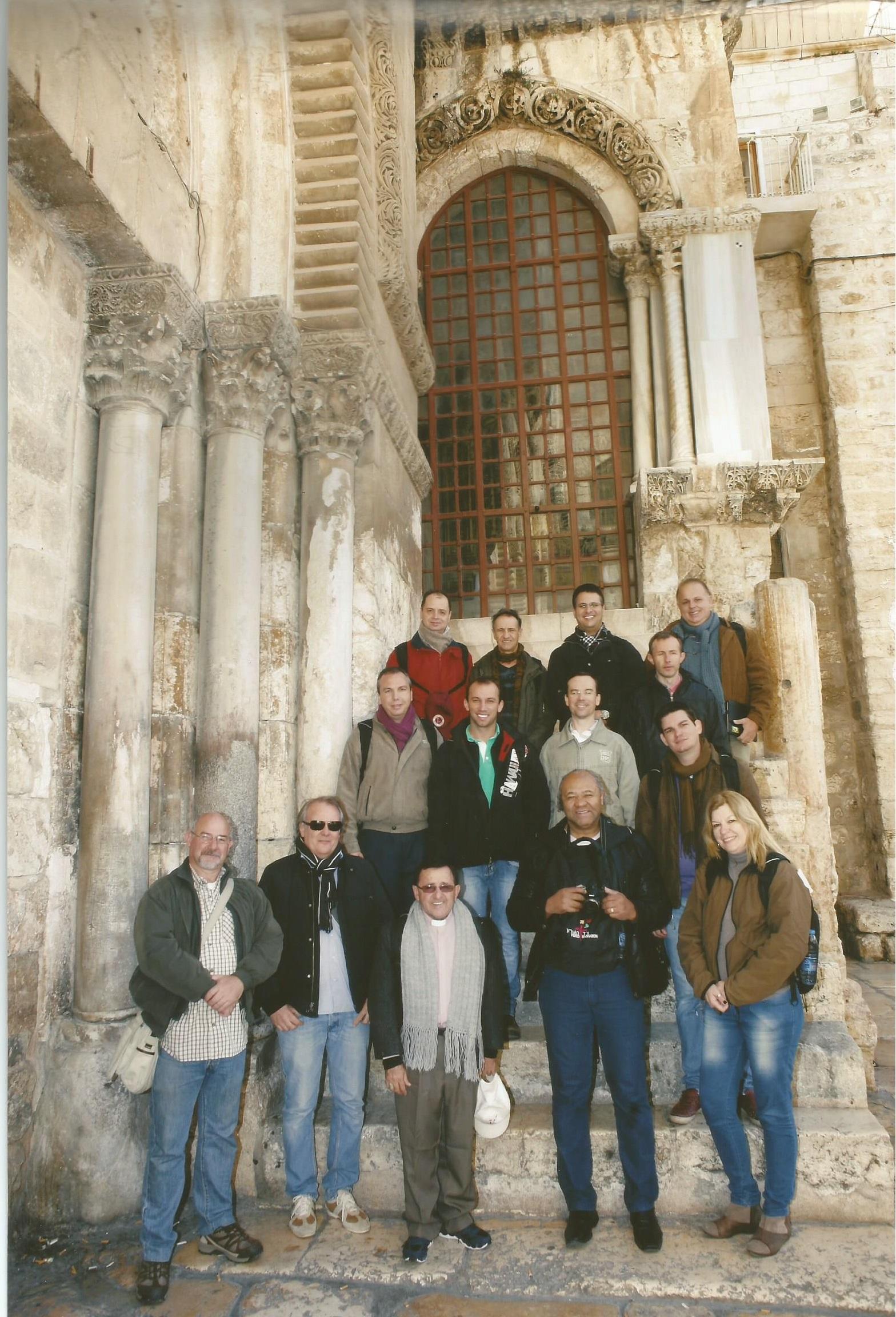 Grupo - Diocese Catanduva (Jan-14) Pe. Cassimiro