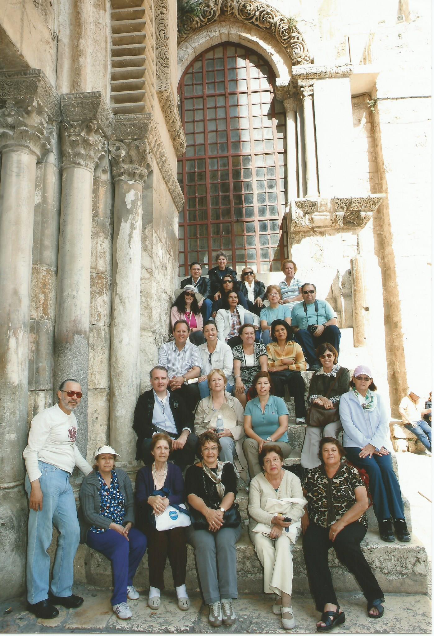 Metodista 2009 - Terra Santa