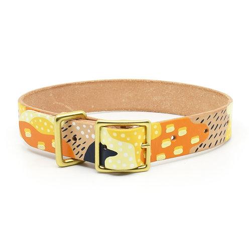 Sunset Dog Collar