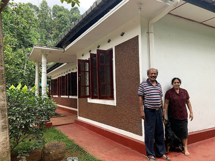traditional village homestay in kandy sri lanka