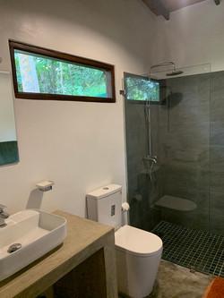 Private bathroom of main bedroom