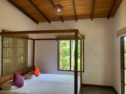 Main Bedroom with private balcony