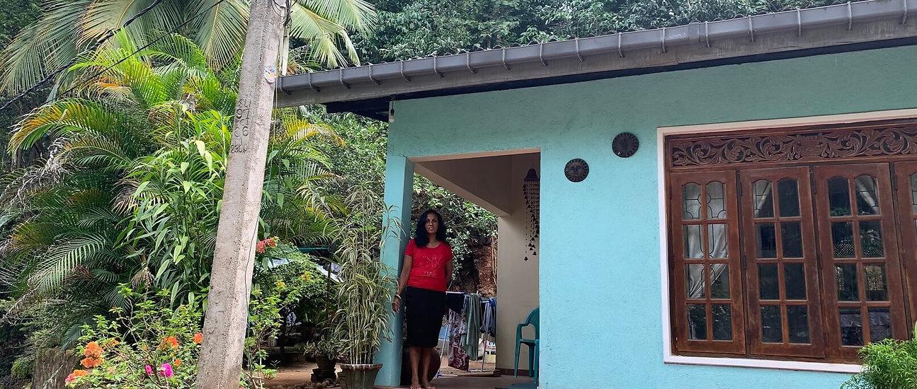 traditional village homestay in kandy sri lanka