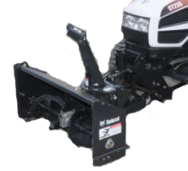 Front Mount Snow Blower - Compact Tractor - Bobcat