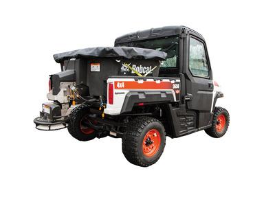 Salt spreader - Utility vehicle - Bobcat