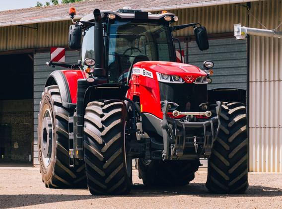 Tracteur Massey Ferguson 8700S