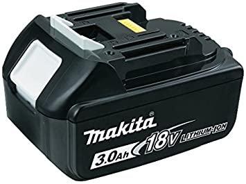 Makita Batterie 18V, 3Ah