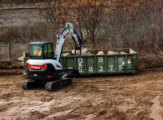 Excavatrice Bobcat E42