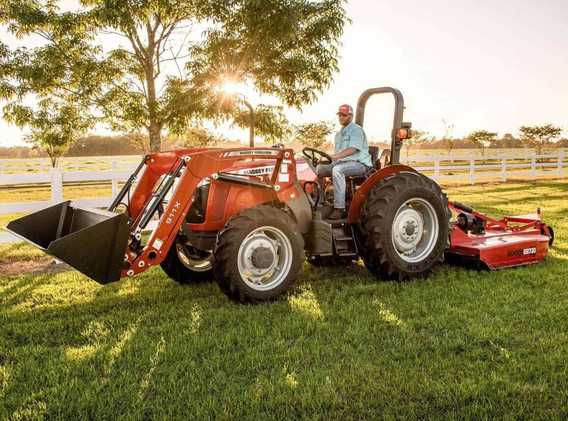 Tracteur Massey Ferguson 2600H