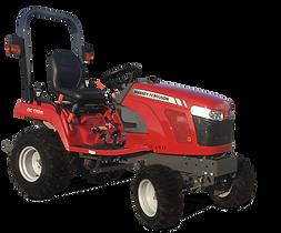 Tracteur Massey Ferguson GC1700 png