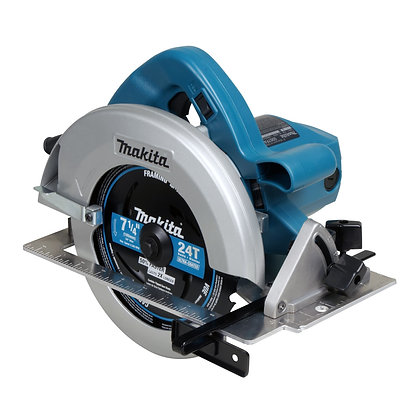 "Makita Scie circulaire 7""1/4 W/ Led, Brake & Case"