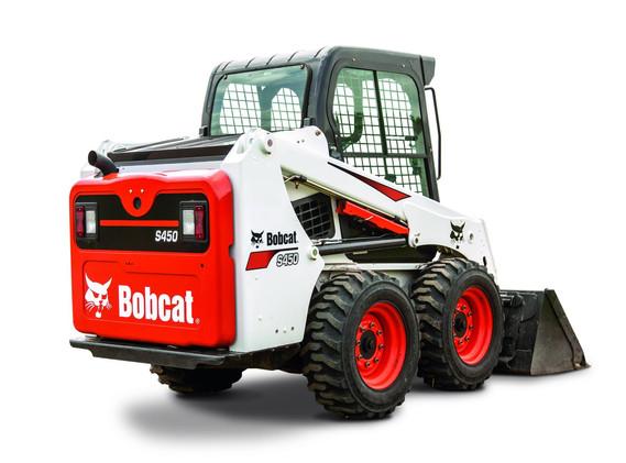 Chargeur sur roues Bobcat S450