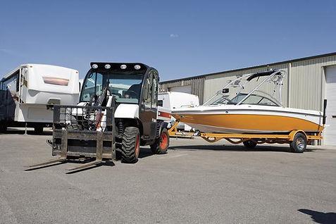 bobcat-toolcat-towing-boat