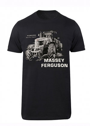 T-shirt Massey Ferguson Workhorse