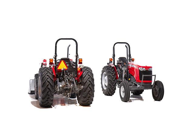 two-massey-ferguson-2600h-front-rear