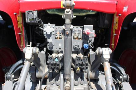 Tracteur Massey Ferguson 6614