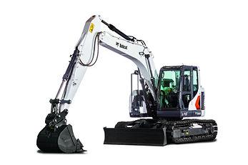 Excavatrice Bobcat E145 png