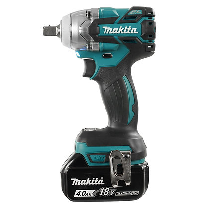 "Makita 18V LXT Brushless 1/2"" Impact Wrench 4.0Ah Kit"