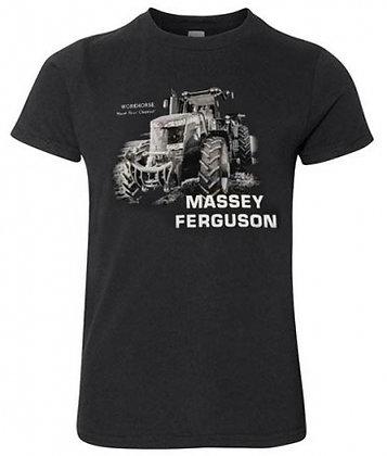Massey Ferguson Jeunesse Workhorse T-Shirt