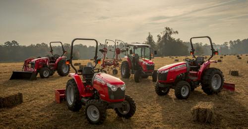 Tracteur Massey Ferguson 1700M