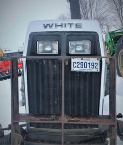 Tracteur White 2-70, 1976