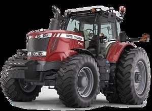 Tracteur Massey Ferguson 7622 png