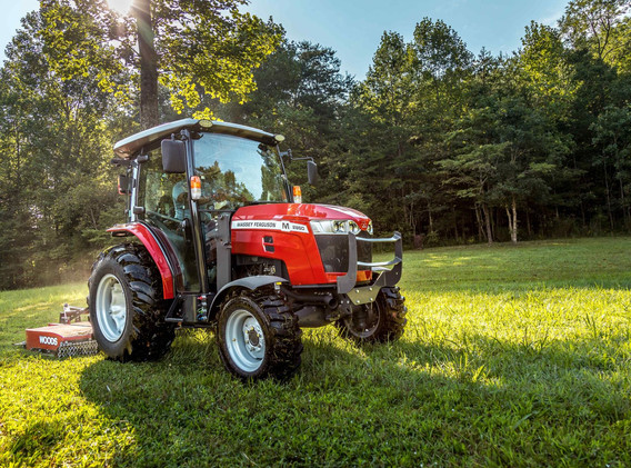 Tracteur Massey Ferguson serie M