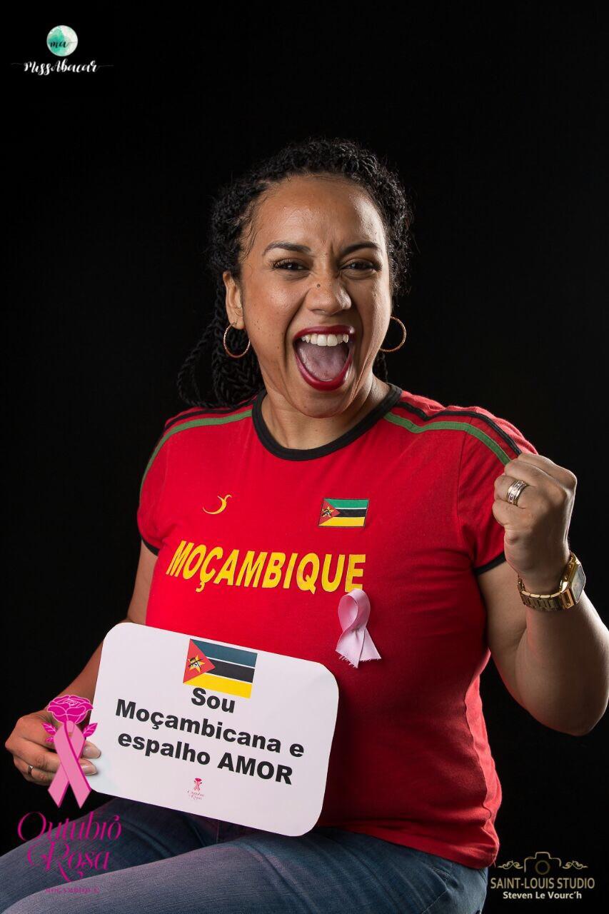 Eunice Andrade- Apresentadora de TV