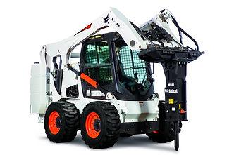 Chargeur sur roues Bobcat S770 png
