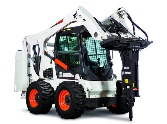 Chargeur sur roues Bobcat S770