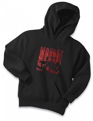 Massey Ferguson jeunesse pull à capuche