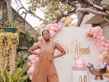 Comemoração dos 28 Da Miss Abacar