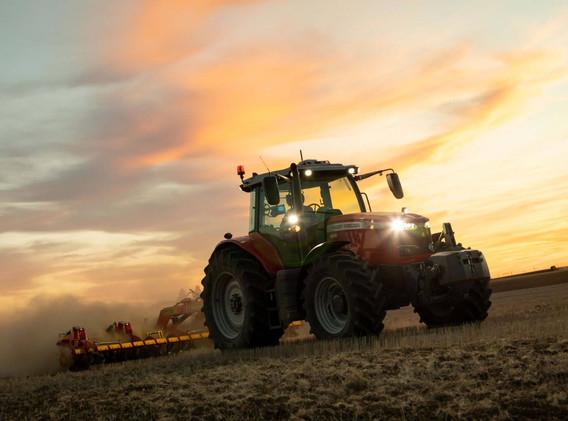 Tracteur Massey Ferguson 7700S