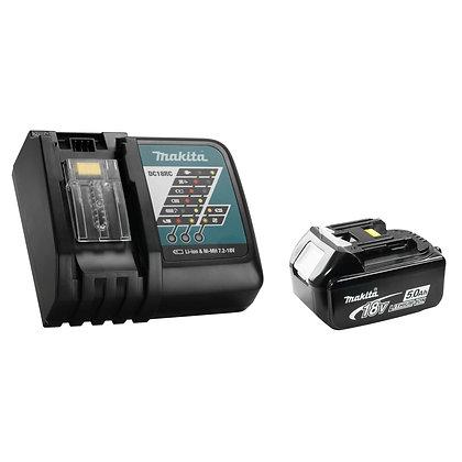 Makita Chargeur et la batterie 3.0Ah Kit