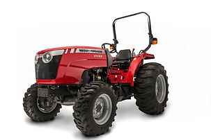 Tracteur Massey Ferguson 2700E png