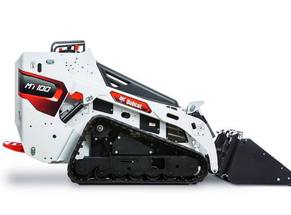 Mini chargeur sur chenilles Bobcat MT100
