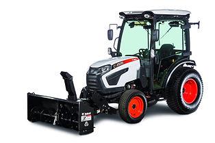Tracteur Bobcat CT2535 avec souffleur à neige Bobcat png