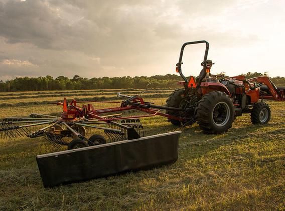 Tracteur Massey Ferguson 2700E