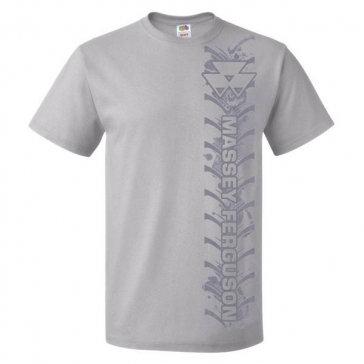 Massey Ferguson - T-shirt à imprimé géant