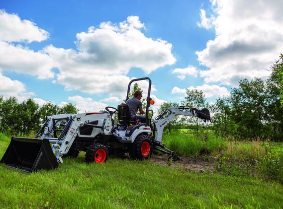 Tracteur sous-compact Bobcat CT1021