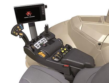 tractor-massey-ferguson-8700S-Series-deluxe-cab-interior