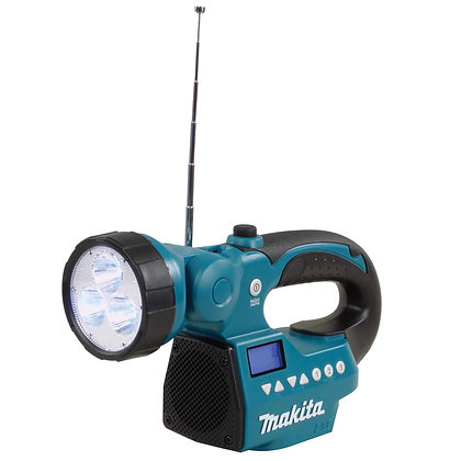Makita Lampe radio 18V Ion