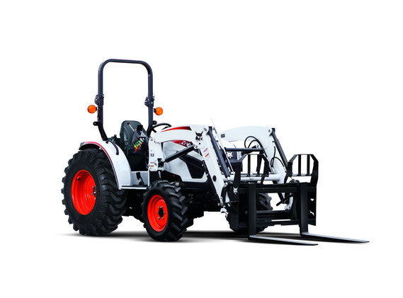 Tracteur compact Bobcat CT4058