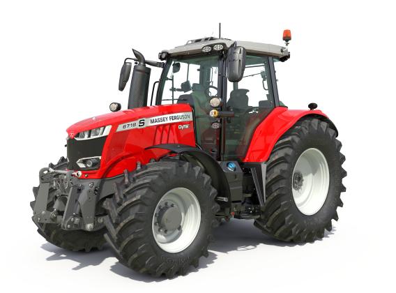 Tracteur Massey Ferguson 6700S