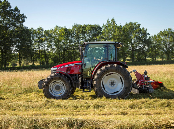 Tracteur Massey Ferguson 6700