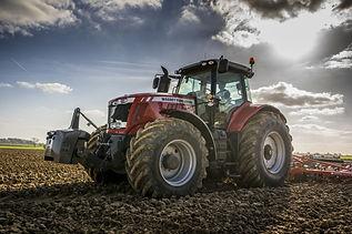Tractor, Massey Ferguson, farm, farmer
