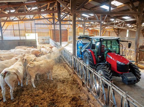 Tracteur Massey Ferguson 4700